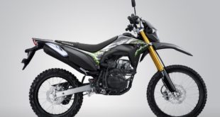 Honda Adds New Color to CRF150L