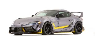 Toyota GR Supra 3000GT Concept, Indonesian Modification Results !!