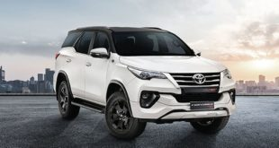 Indonesian-made Toyota Rush and Fortuner sell well abroad