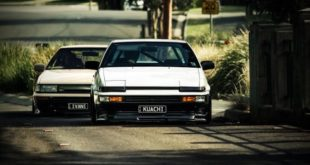 Car Surgery – Toyota AE86 Series