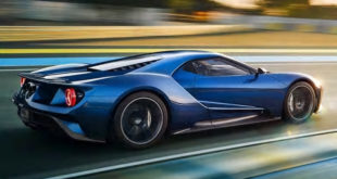 Ford GT 2020 Getting Fiercer?