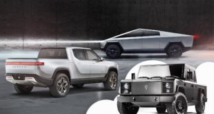 Porsche Make a Pickup Concept Car, So Cybertruck Rivals?